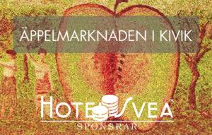 Äppelmarknaden i Kivik
